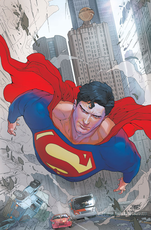 Superman Guedes