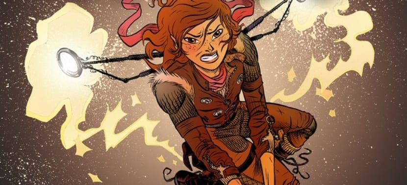Paul Pope habla acerca de Fall of the House of West.